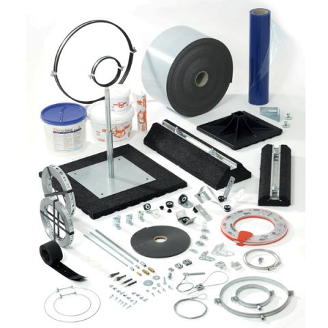 Fasteners and fixing accessories