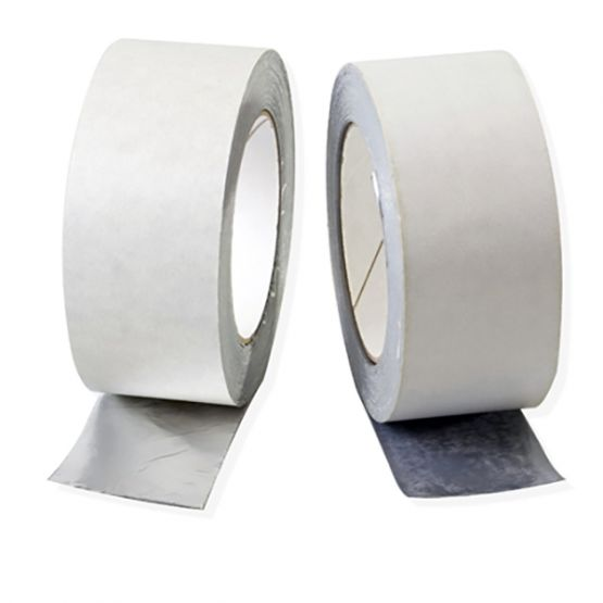 Butyl rubber cold shrink adhesive tape