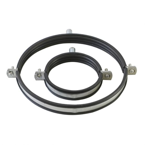 Duct suspension clamps - ISF