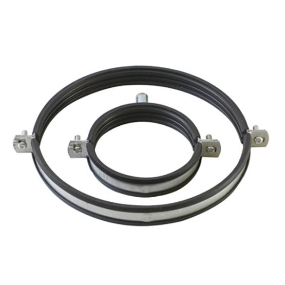 Duct suspension clamps - SRI