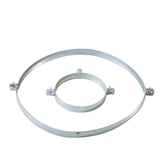 Duct suspension clamps - SRN